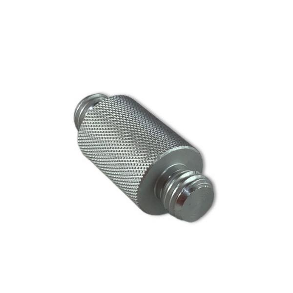 Adapter 5/8 verloop koppel 35mm m/m