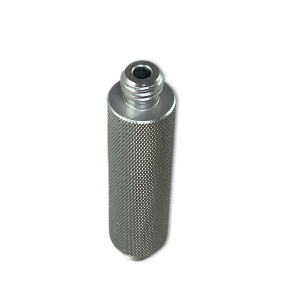 Adapter 5/8 verloop koppel 80mm m/m