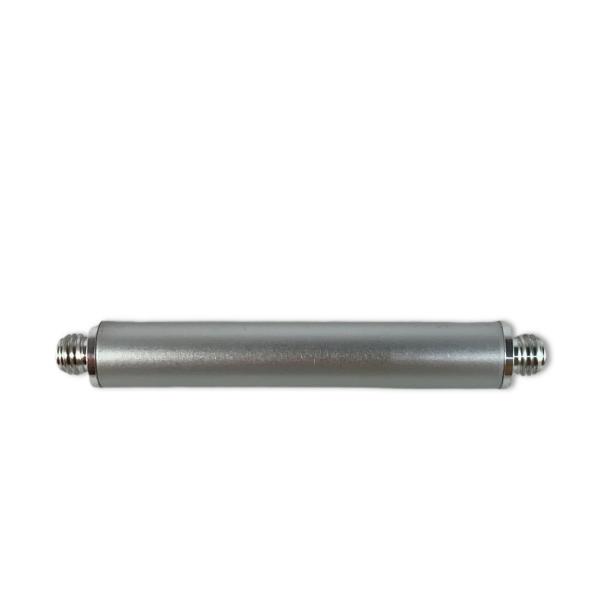 Adapter 5/8 verloop koppel 150mm m/m