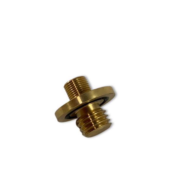 Adapter 5/8 verloop 30 mm